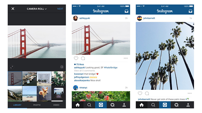 instagram kare fotolar