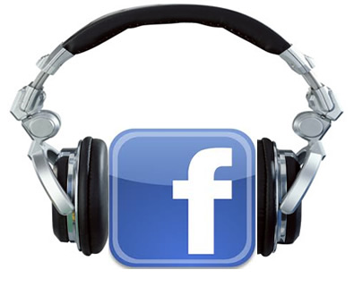 facebook ve spotify
